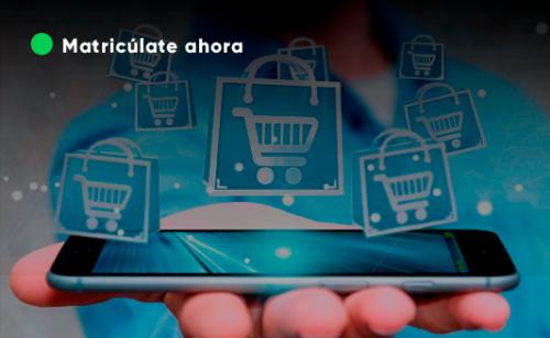 Programa presencial en comercio electrónico y marketing digital
